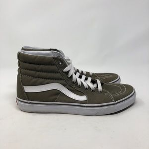 Vans Sk8 Highs. Men's 9.5